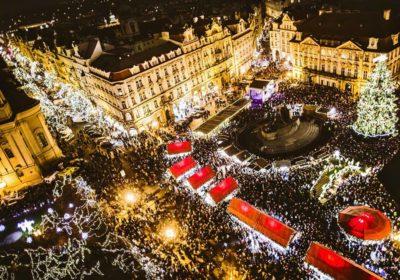 Natale a Praga. You Christmas