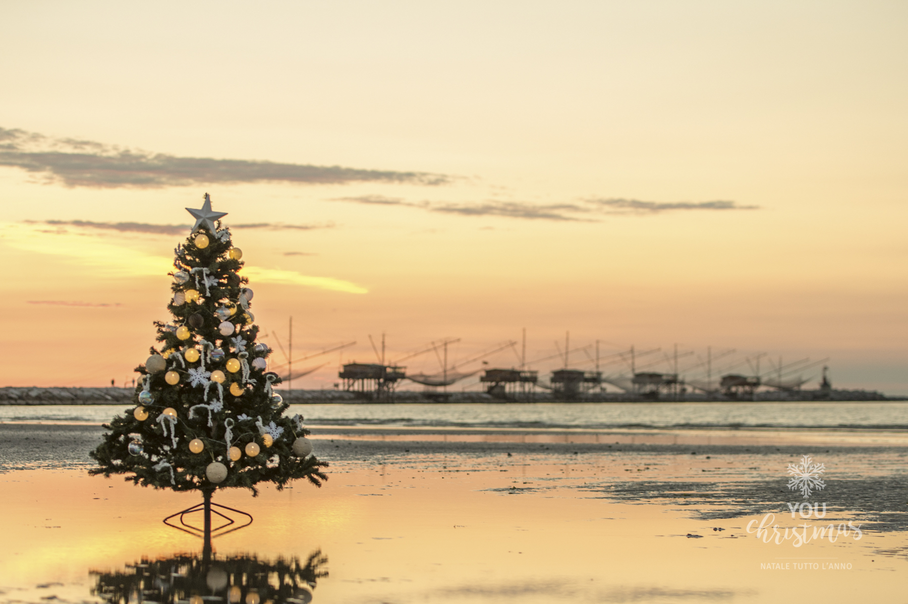 Immagini Natale Mare.You Christmas Ed Il Mare La Magia Del Natale All Alba In